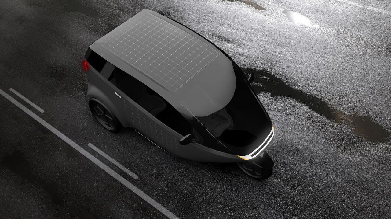 Солнечный электомобиль Infinite Mobility попытается побить мировой рекорд, преодолев путь в 50 000 км