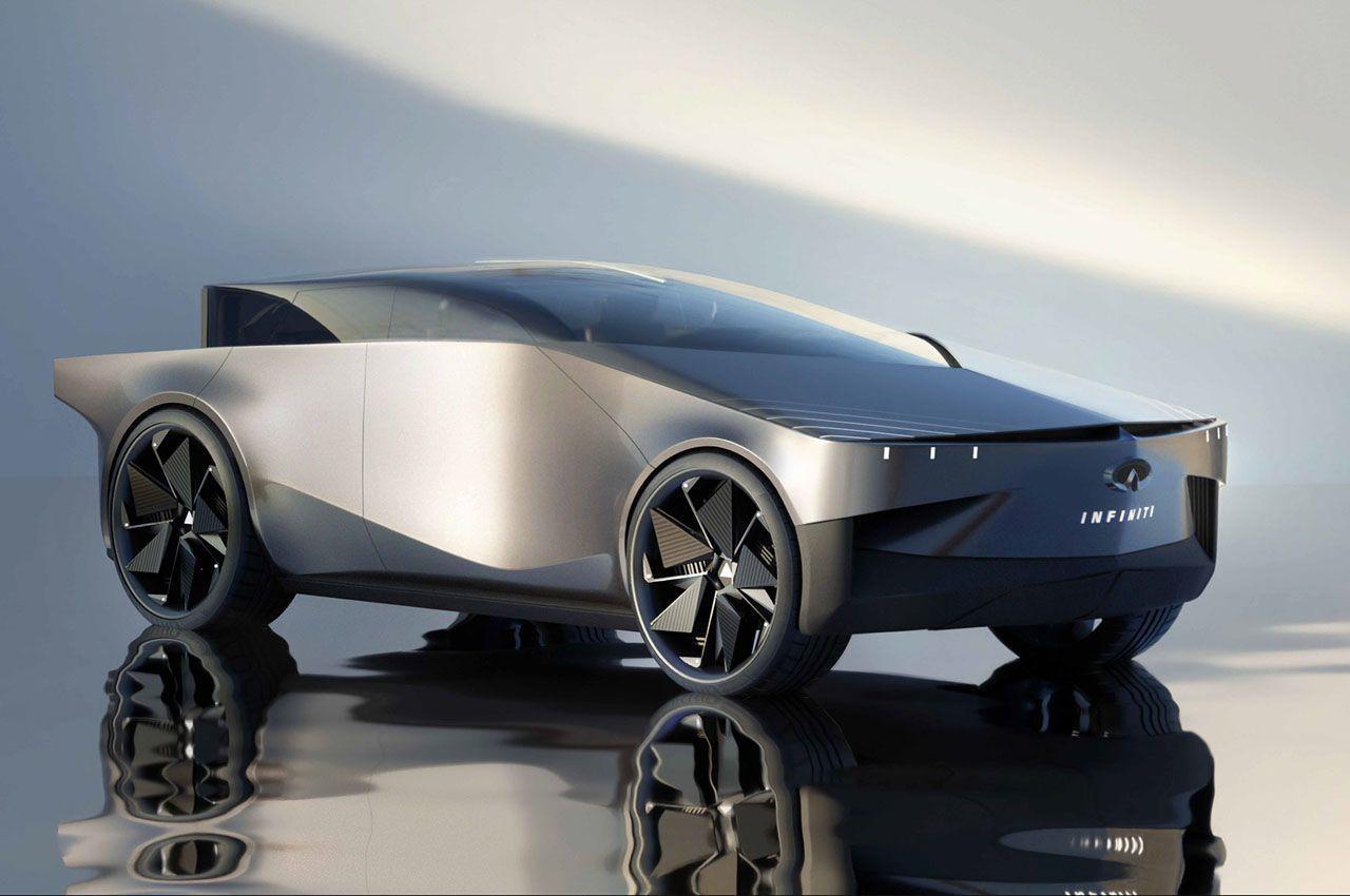 Интеллектуальный концепт Infiniti QX90 2028 позволит наслаждаться как легким вождением, так и отдыхом