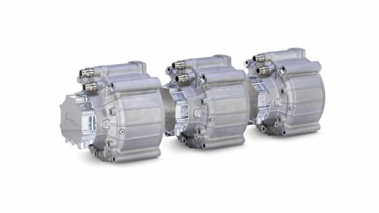 Integral e-Drive запускает новое семейство компактных электродвигателей для автомобилей