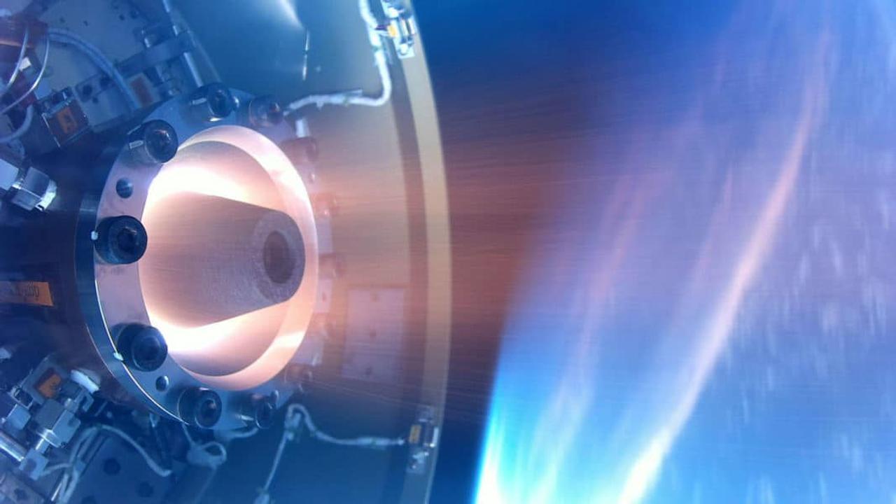 Японское агентство JAXA успешно испытало роторный детонационный двигатель в космосе