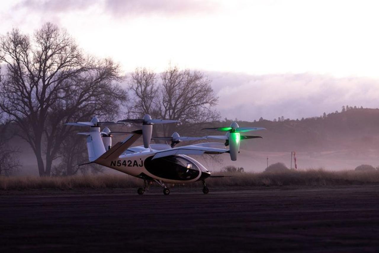 NASA начало летные испытания электрического аэротакси Joby Aviation для будущего использования как городской транспорт