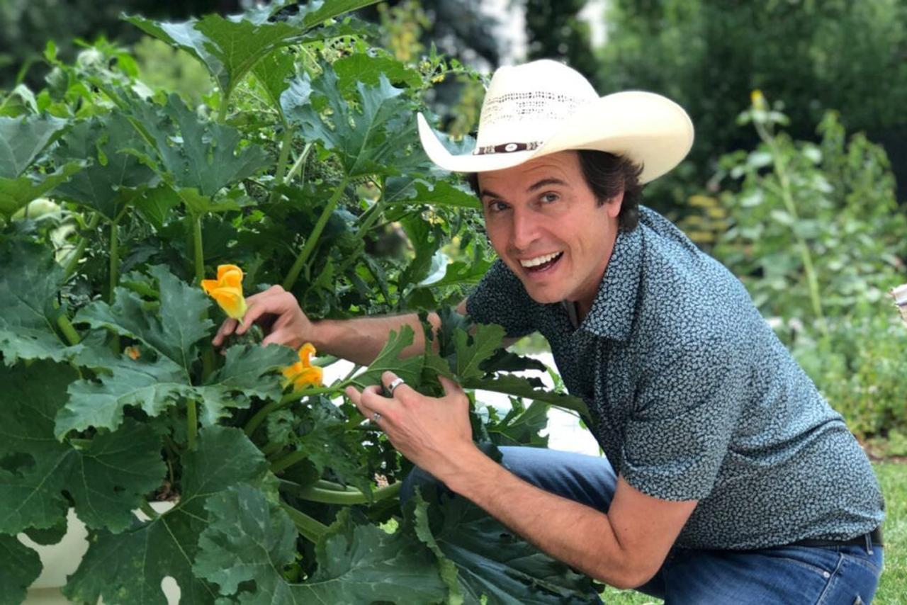 Кимбал Маск создал инициативу «Миллион садов», с целью обеспечить население земли свежими продуктами