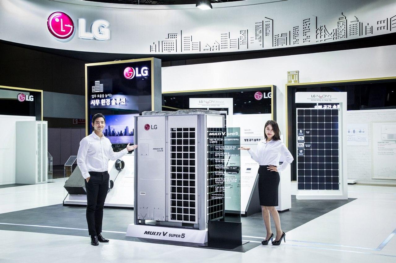 LG выводин на рынок новые 66-элементные солнечные панели с увеличенной мощностью и КПД 22,1%