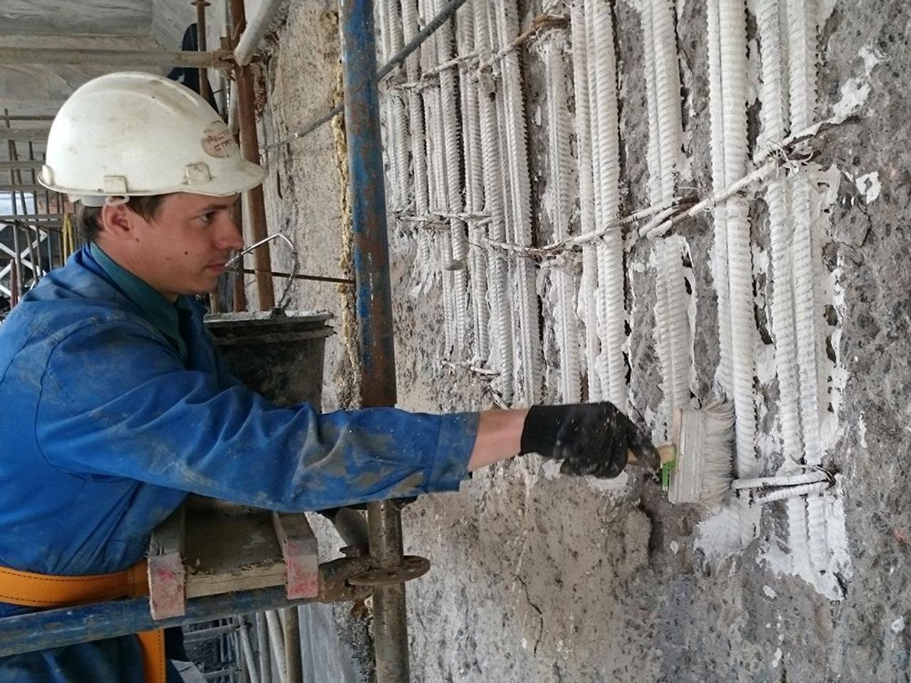 Защита бетона от коррозии и увеличение его долговечности