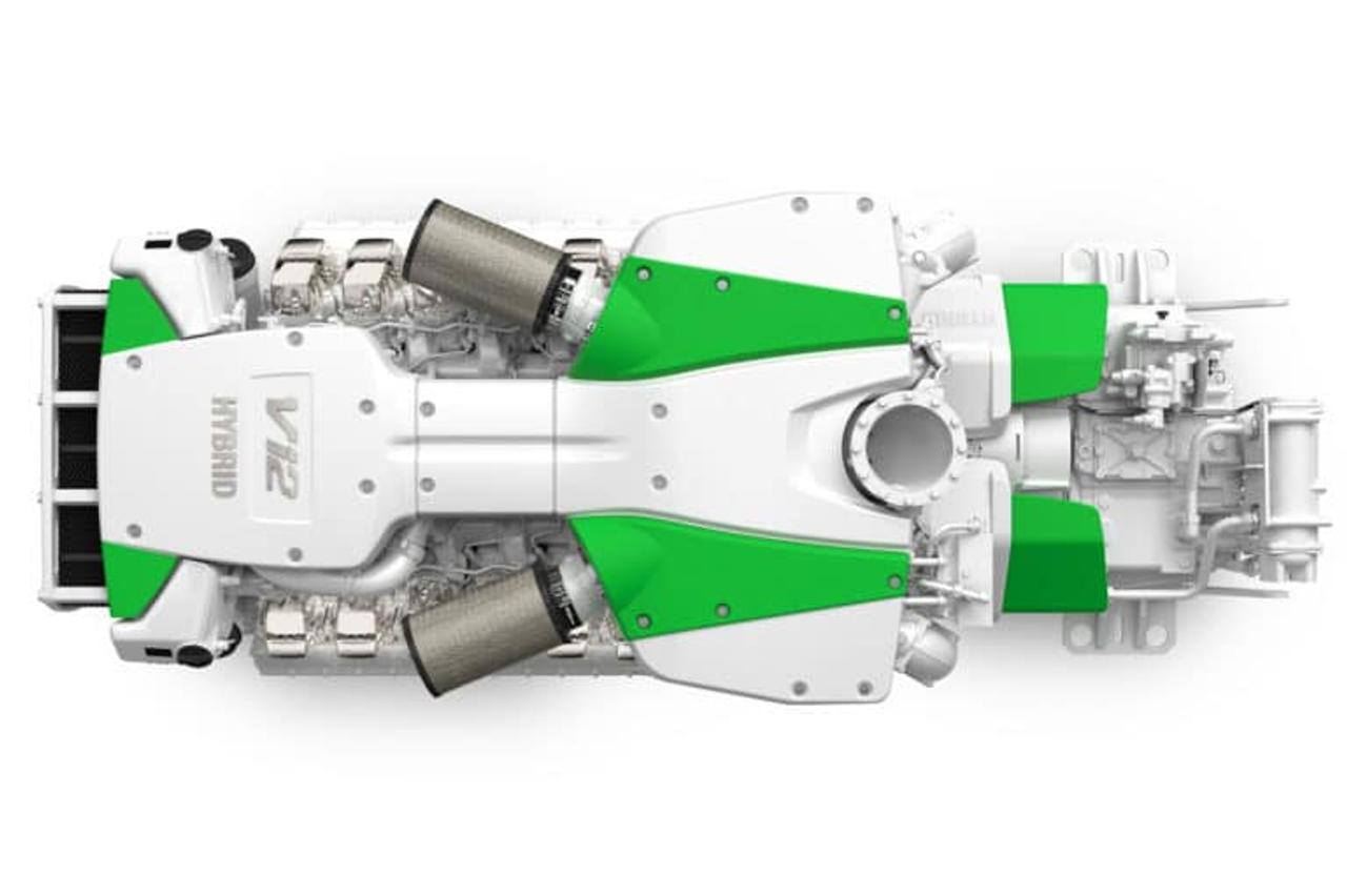 MAN Engines представил модульный, гибридный двигатель для судов с нулевым уровнем выбросов