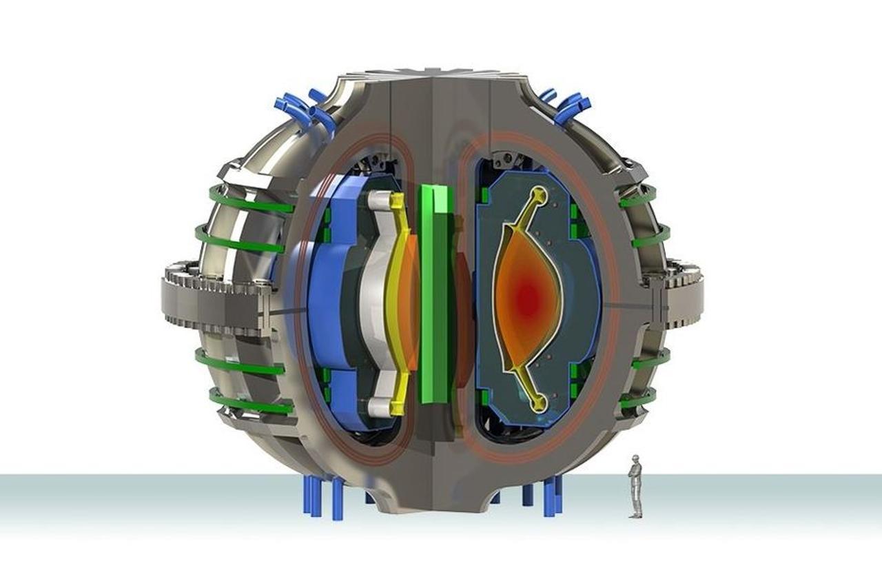 К 2035 году США планируют построить первую станцию на термоядерной энергии