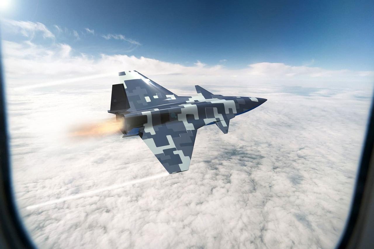 Турецкая компания Baykar Defense представила беспилотный сверхзвуковой самолет MIUS