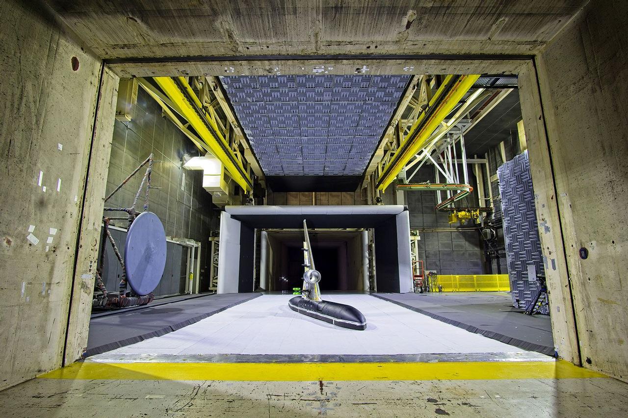 NASA разрабатывает конструкцию «бесшумное крыло» для снижения шума в аэропортах