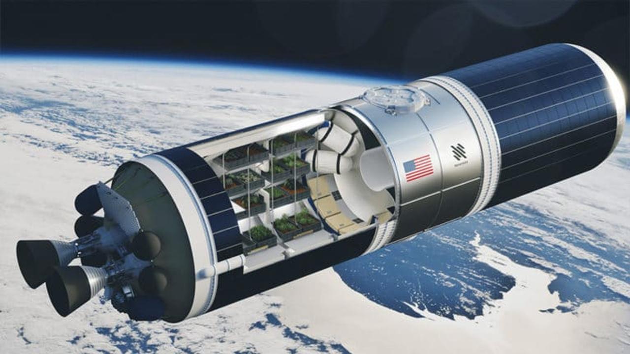 Nanoracks StarLab хочет выращивать продукты питания в пустынях на Земли и орбитальном пространстве в космосе