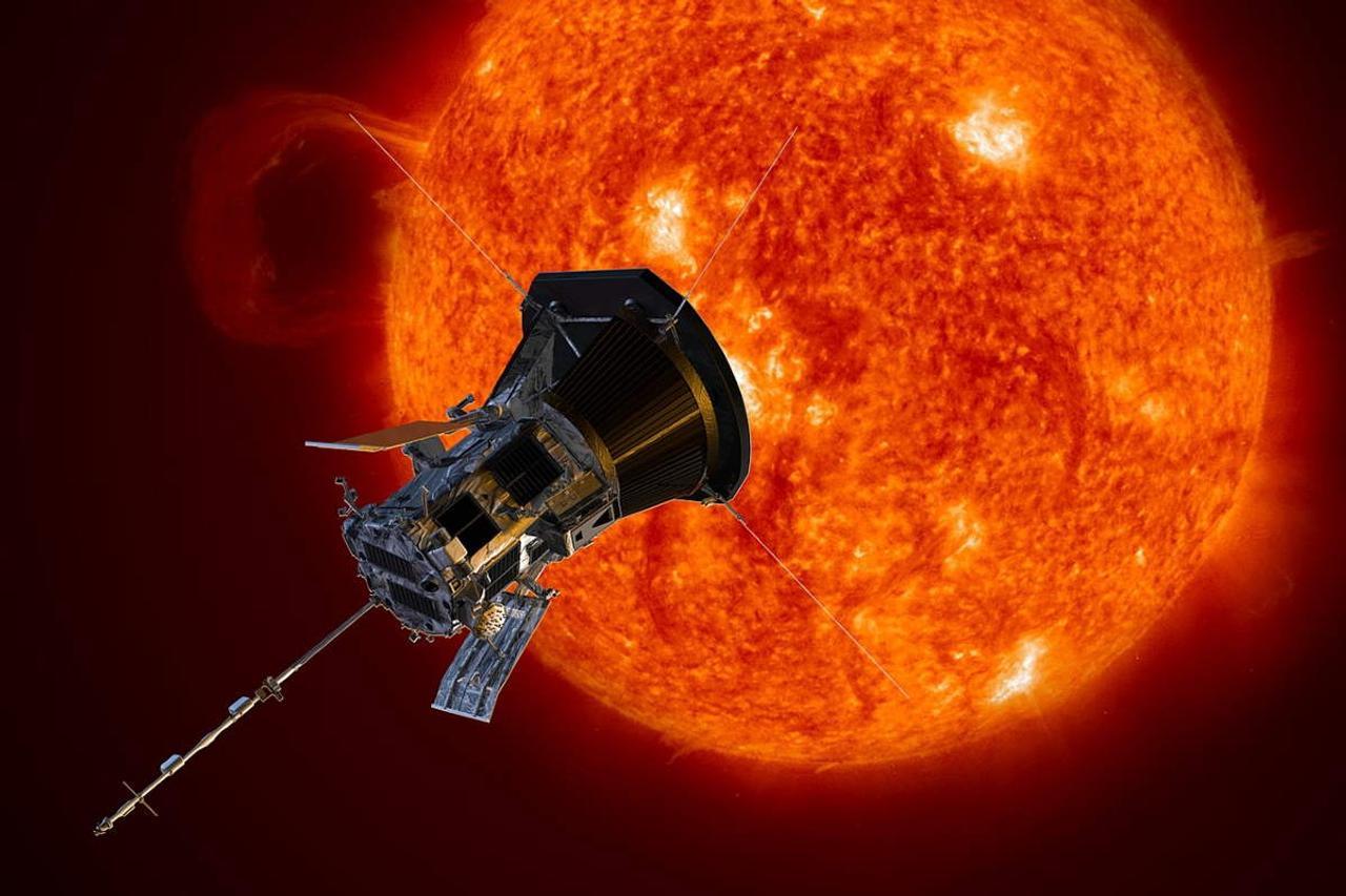 Солнечный зонд Parker Solar Probe установил рекорд скорости передвижения в космосе 532 000 км / ч