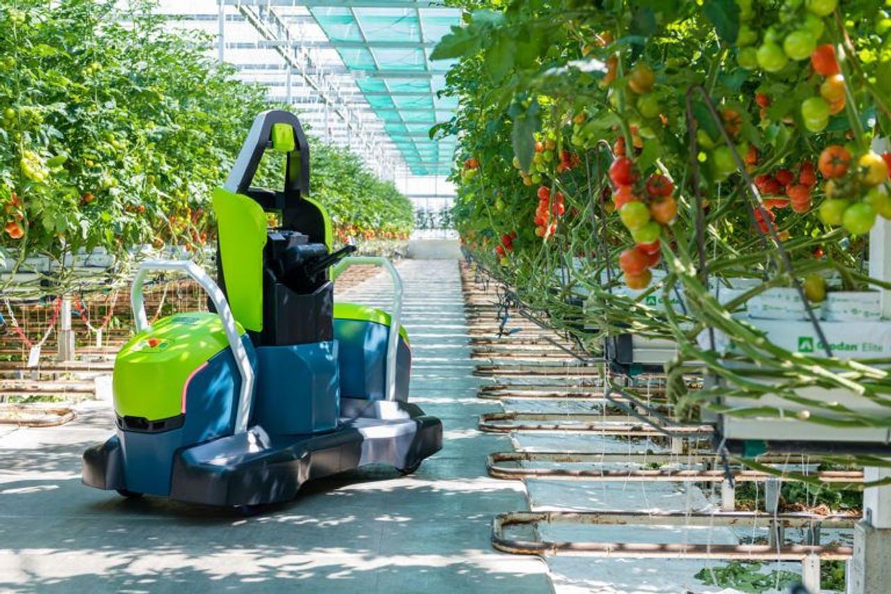 Автоматизированный робот-фермер Kompano может работать 24 часа в сутки, 7 дней в неделю, без выходных и больничных