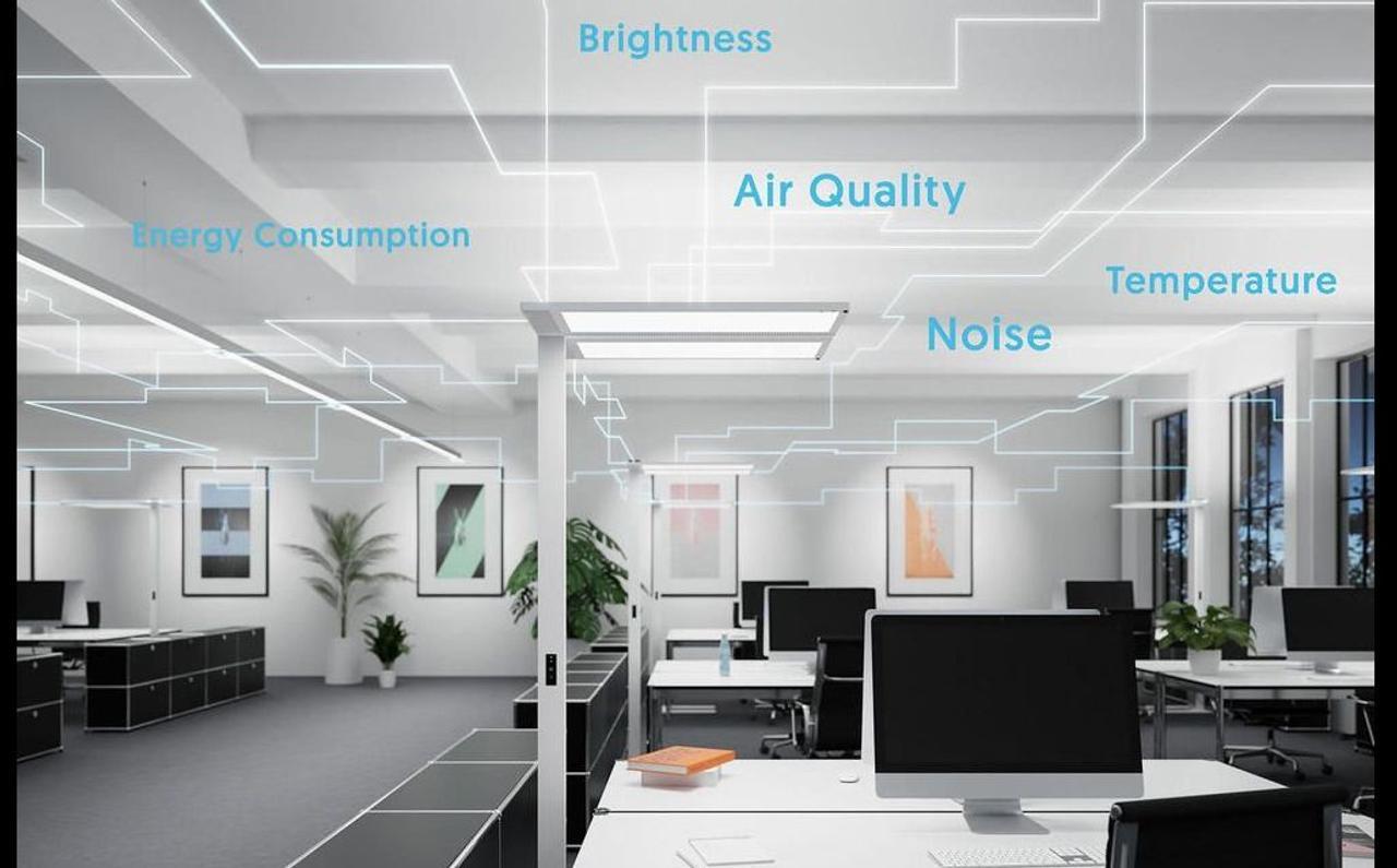 Умные светильники Regent Lighting упростят рабочие процессы и сделают новый шаг в архитектурном обустройстве пространства