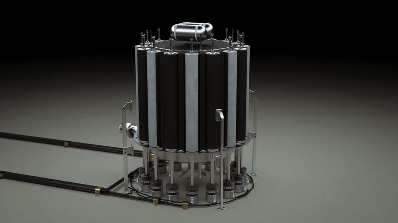 Radiant разрабатывает недорогие портативные ядерные микрореакторы для использования в военных и коммерческих целях