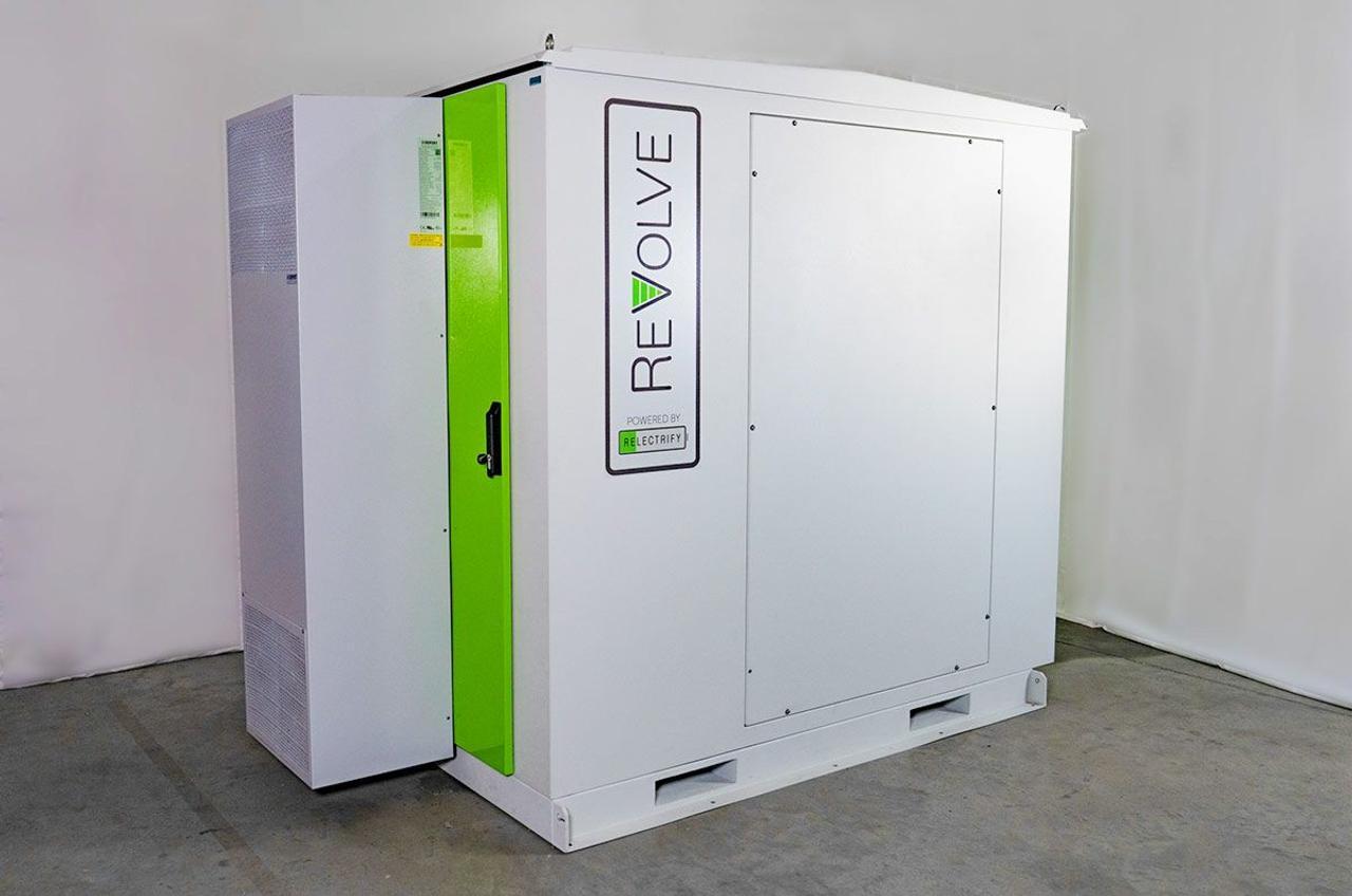 Relectrify запускает систему хранения энергии на основе отработанных аккумуляторов электромобилей, она на 50% дешевле чем у конкурентов