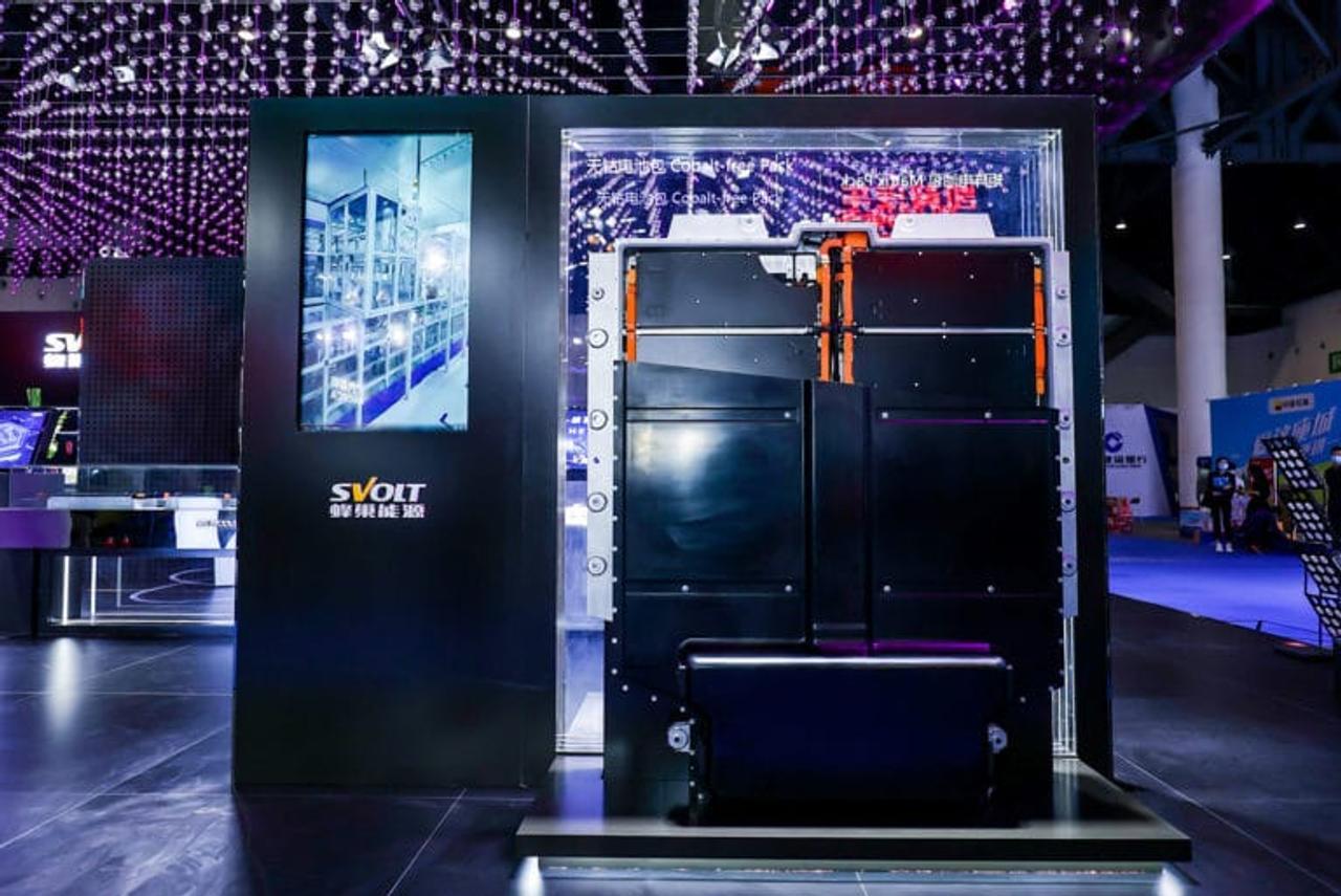 Компания SVOLT представила первую в мире серийную безкобальтовую батарею для электромобилей