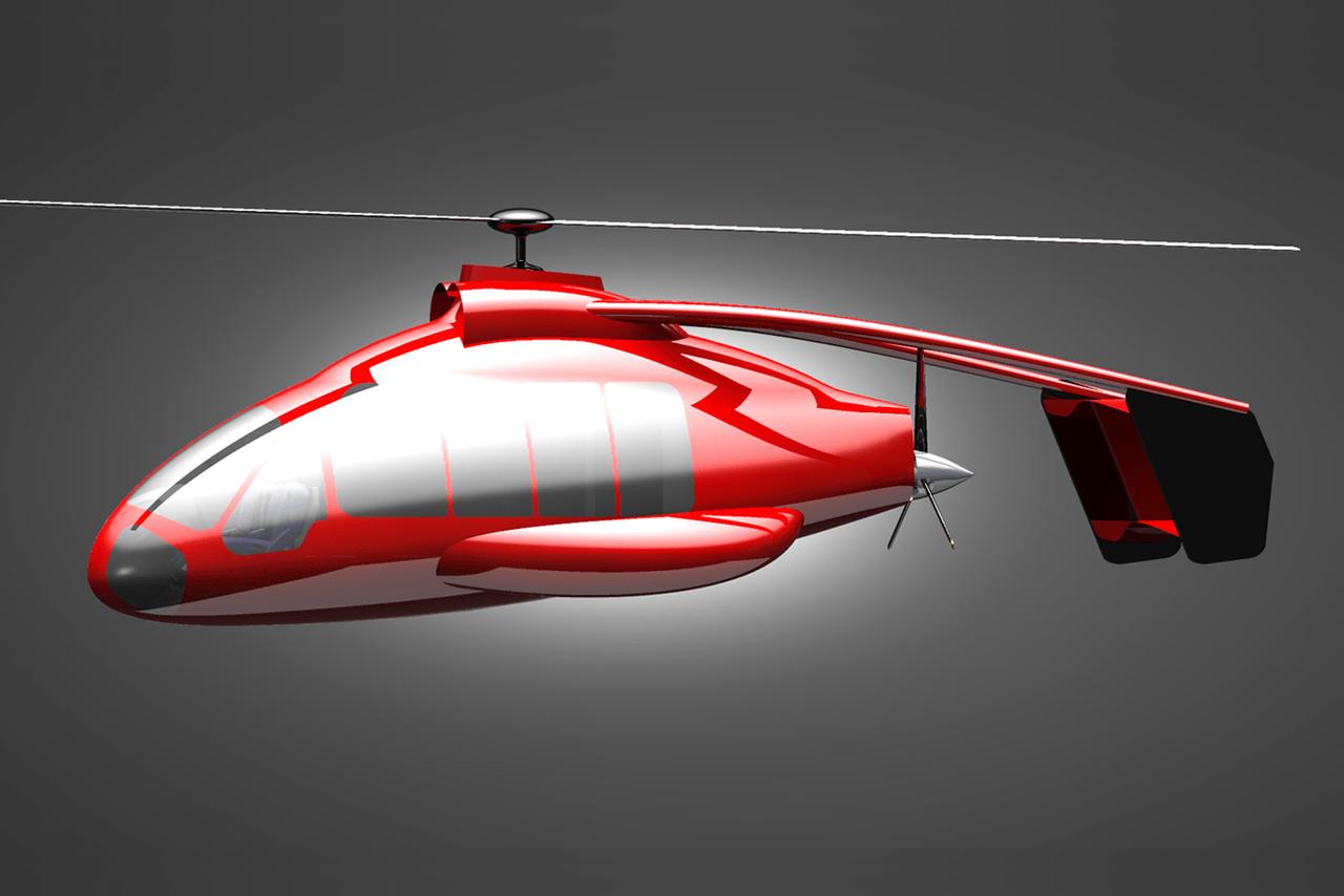 Skyworks Aeronautics хочет перенести свою гиродинную технологию в сегмент воздушного такси