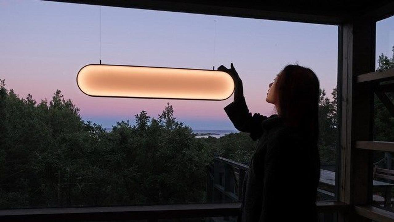 Дизайнер Марьян ван Обель придумала автономную солнечную лампу – Sunne