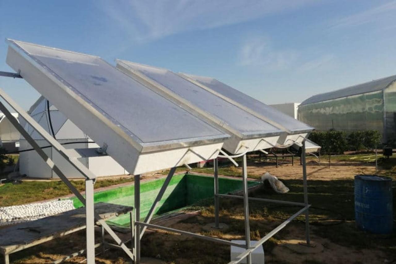 Модули Suns River Still используют солнечный свет для опреснения морской воды