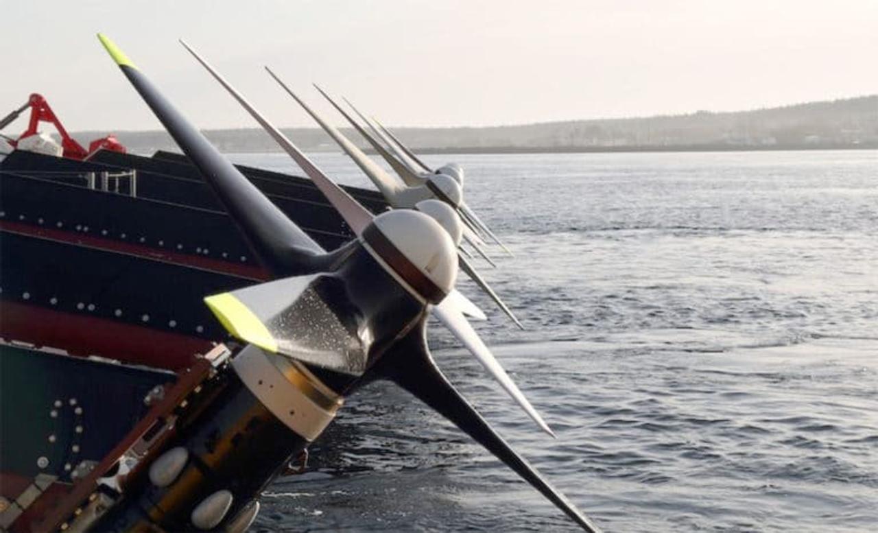 Роторы приливных турбин Sustainable Marine прослужат 20 лет в экстремальных условиях