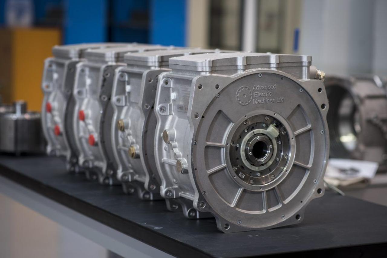 Британская компания создала самые экологичные двигатели для электромобилей