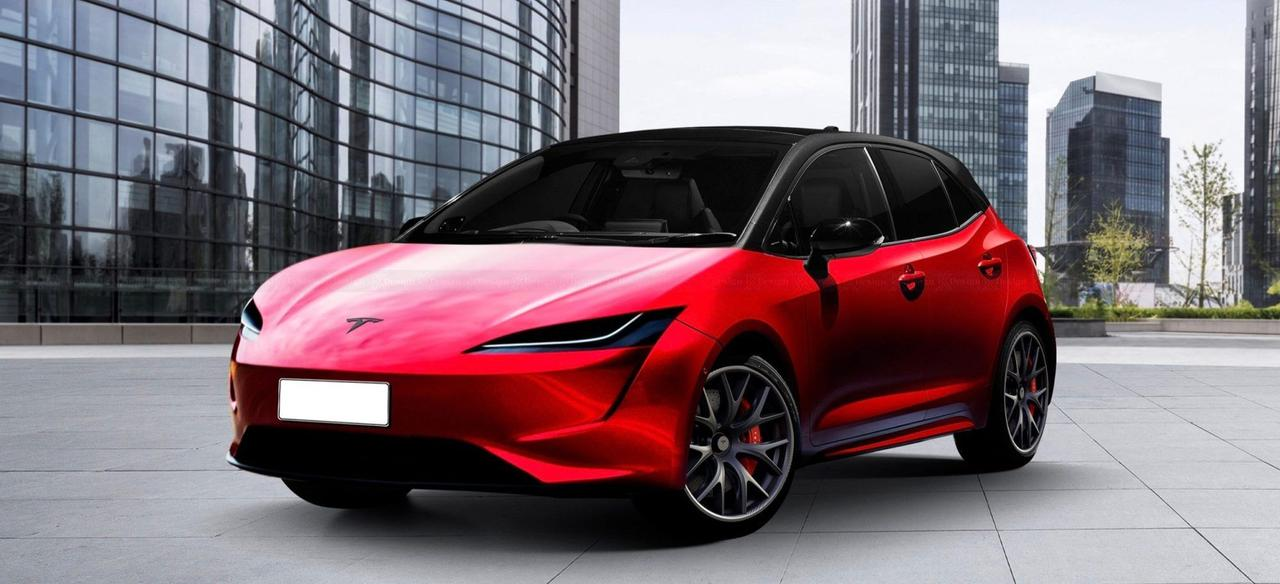 Когда Tesla выпустит электромобиль за 25 000 долларов?