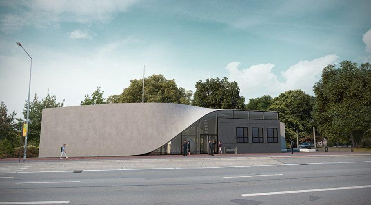 Разработана передовая технология строительства зданий из углеродного бетона