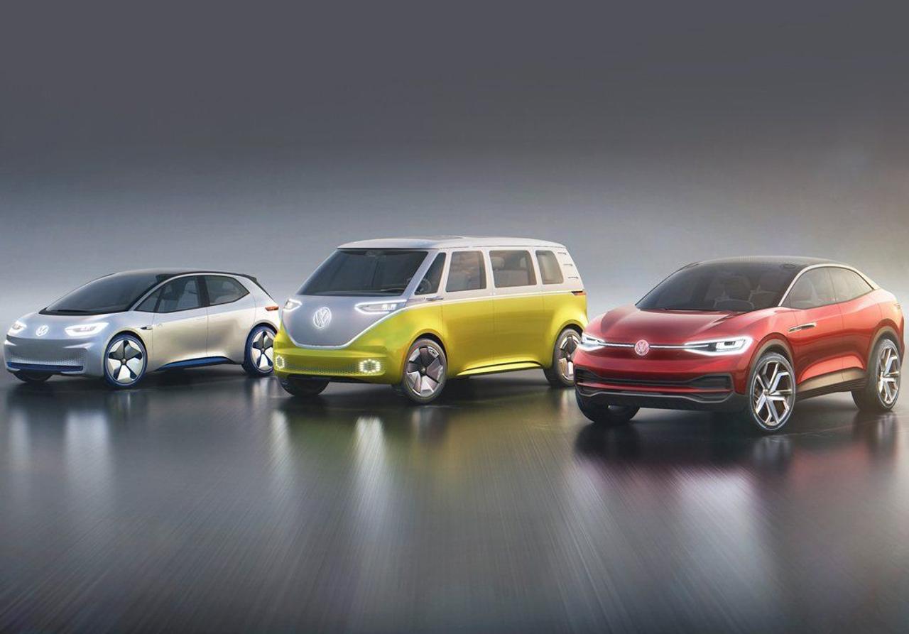 Volkswagen единственный автопроизводитель, который сможет конкурировать с Tesla