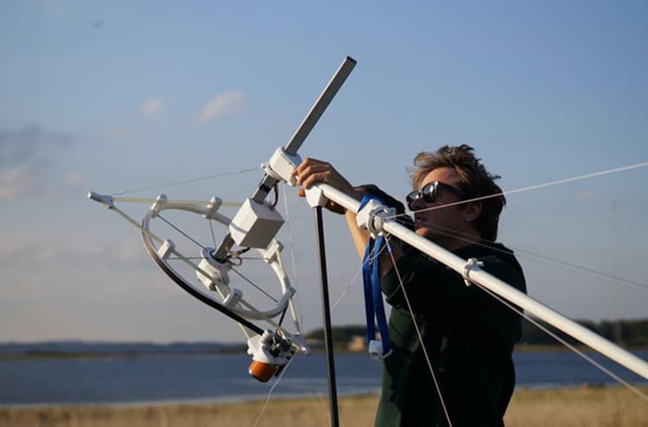 Wind Catcher - переносная ветряная турбина, устанавливается всего за 15 минут