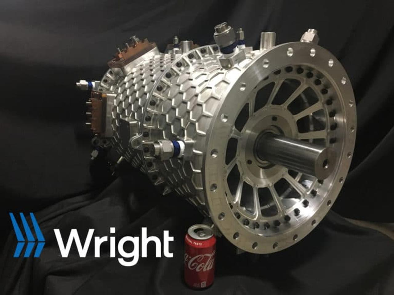 Wright Electric создала самый крупный электрический двигатель мощностью 2 МВт для пассажирских самолетов