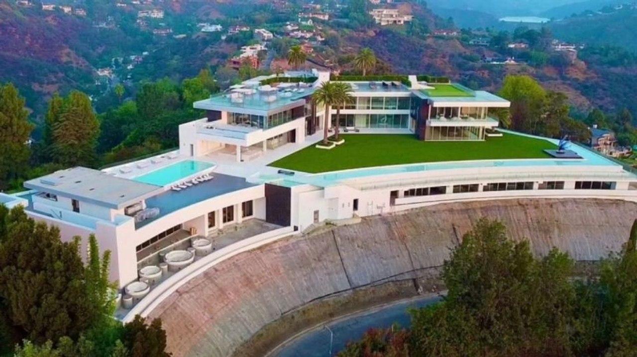 Самый большой дом «The One» стоимостью 340 миллионов долларов и площадью 9754,82 кв.м