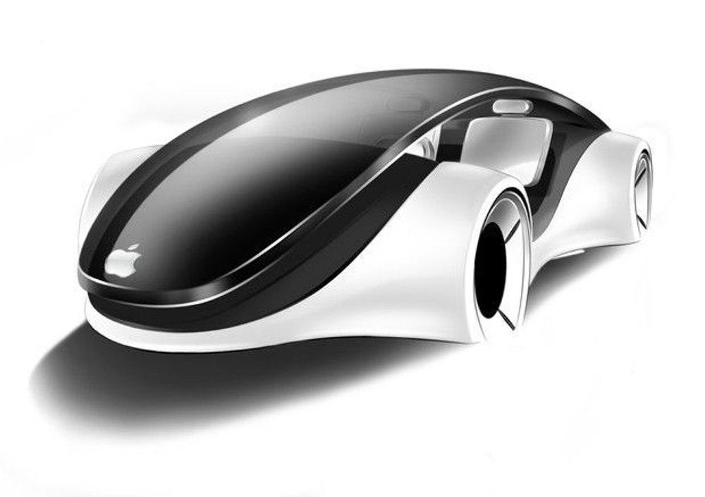 Apple планирует начать производство электромобилей