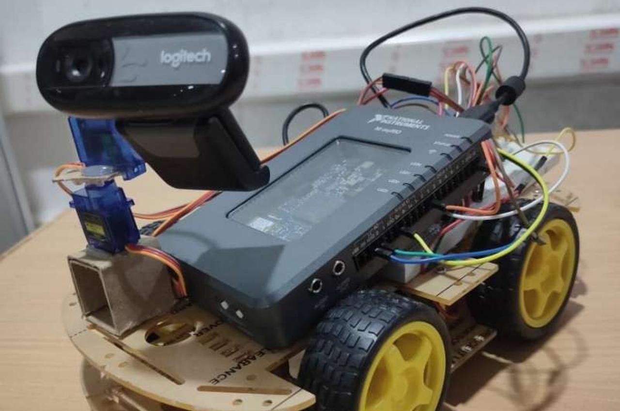 Студенты создали робота виртуального телеприсутствия