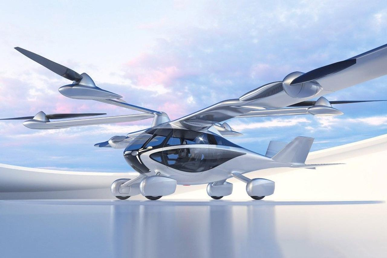 Летающий автомобиль ASKA будет доступен потребителям уже в ближайшие годы, предварительный заказ начался