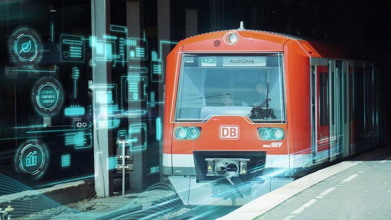 В Германия представили первый в мире полностью автоматизированный поезд, он может перевозить «на 30 % больше пассажиров»