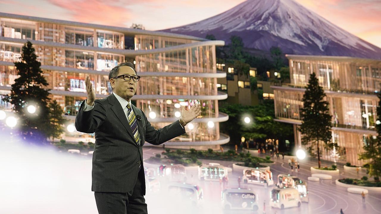 В футуристическом городе Woven City, который строит Toyota, создадут экосистему работающую на водороде