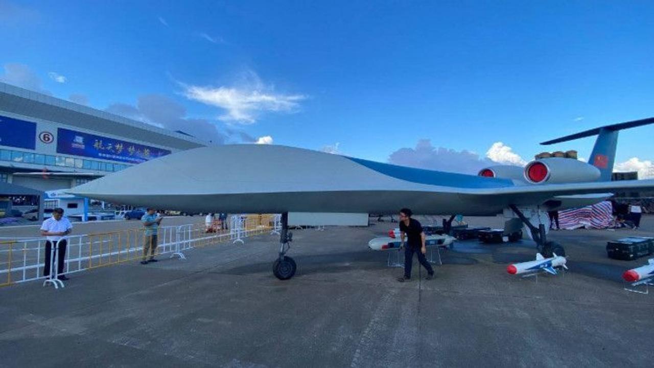 Китайский беспилотный разведывательный штурмовик CH6 открывает новые возможности в мировой авиации