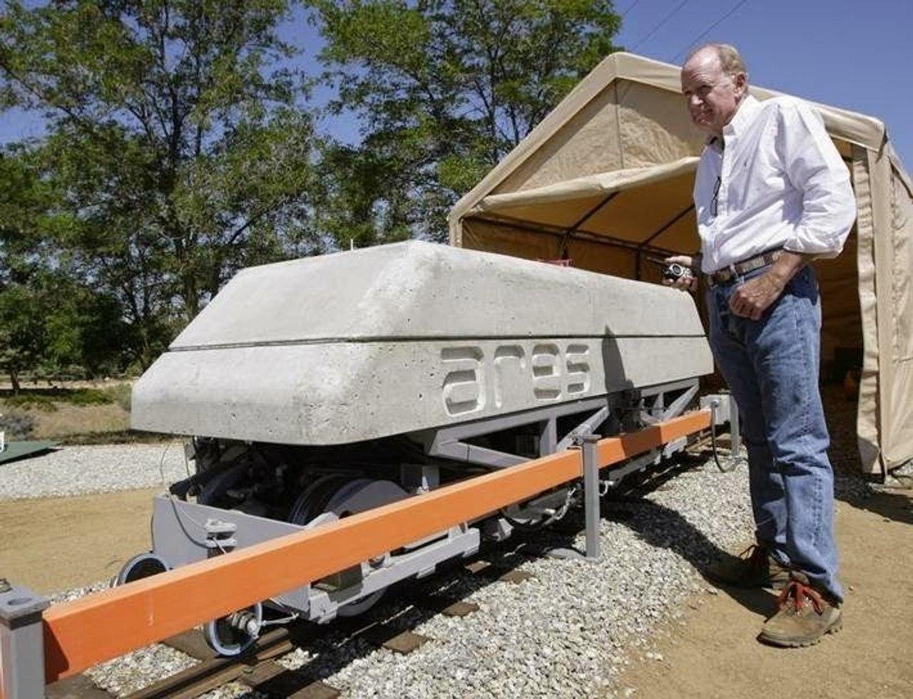 Гравитационные поезда ARES решат проблему накопления и хранения энергии