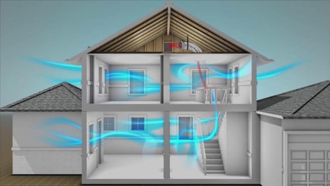 Использование геотермальной энергии для охлаждения дома