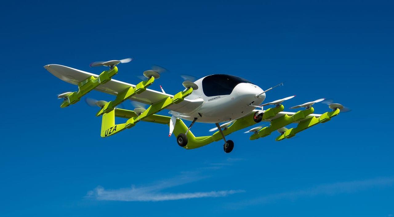 Wisk приступит к тестированию «воздушного такси» Cora для пассажирских перевозок