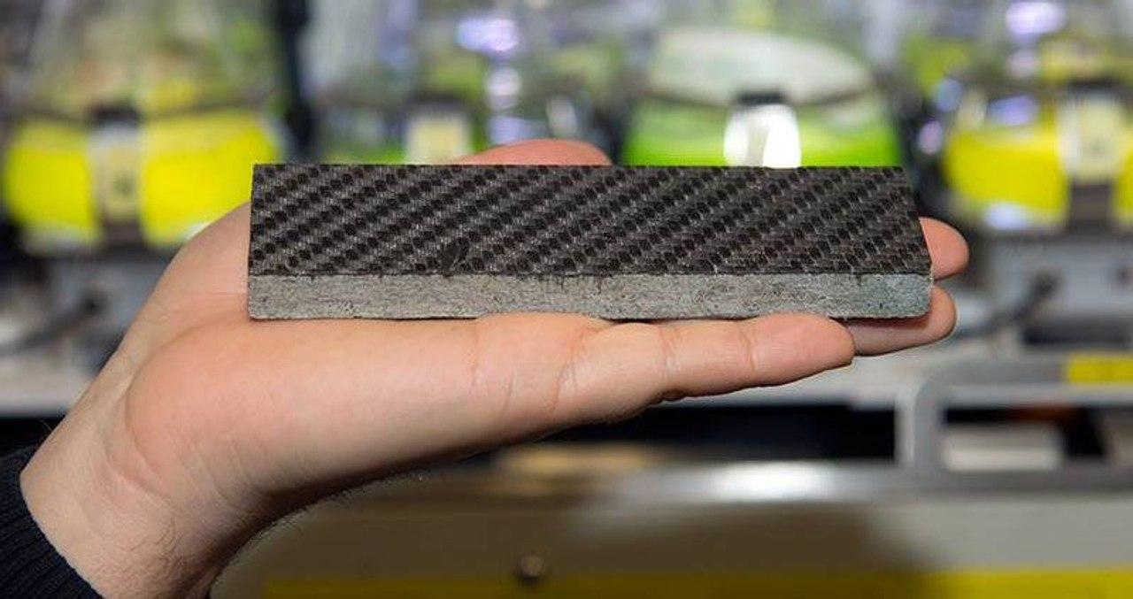Из обычных водорослей делают материал такой же твердый как сталь, но очень легкий