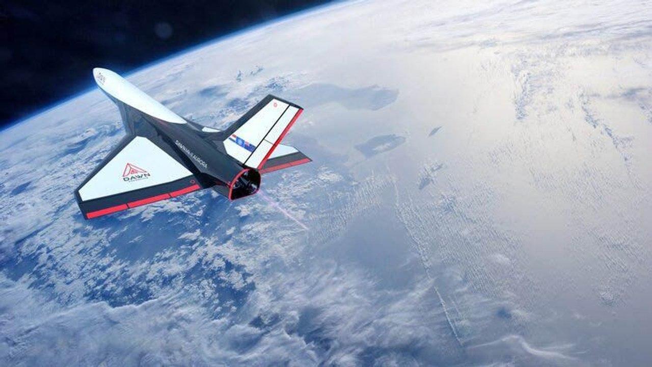Dawn Aerospace представил суборбитальный космический самолет Mk II Aurora, способный совершать несколько полетов день