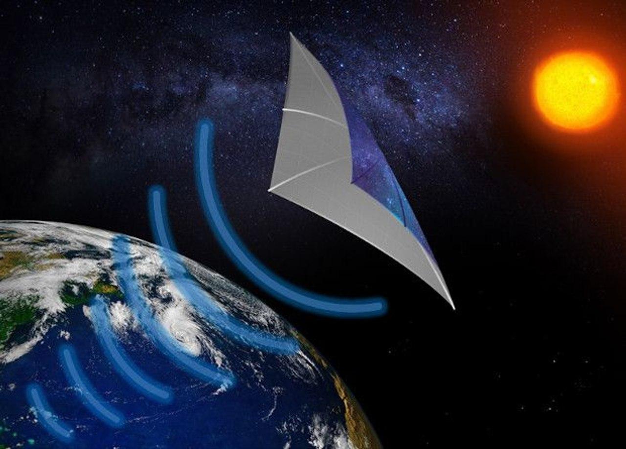 В США активно работают над технологией передачи солнечной энергии из космоса на землю