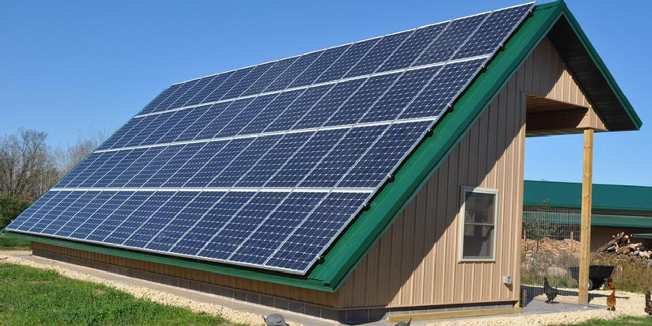 Вскоре соседи смогут продавать друг другу излишки электричества