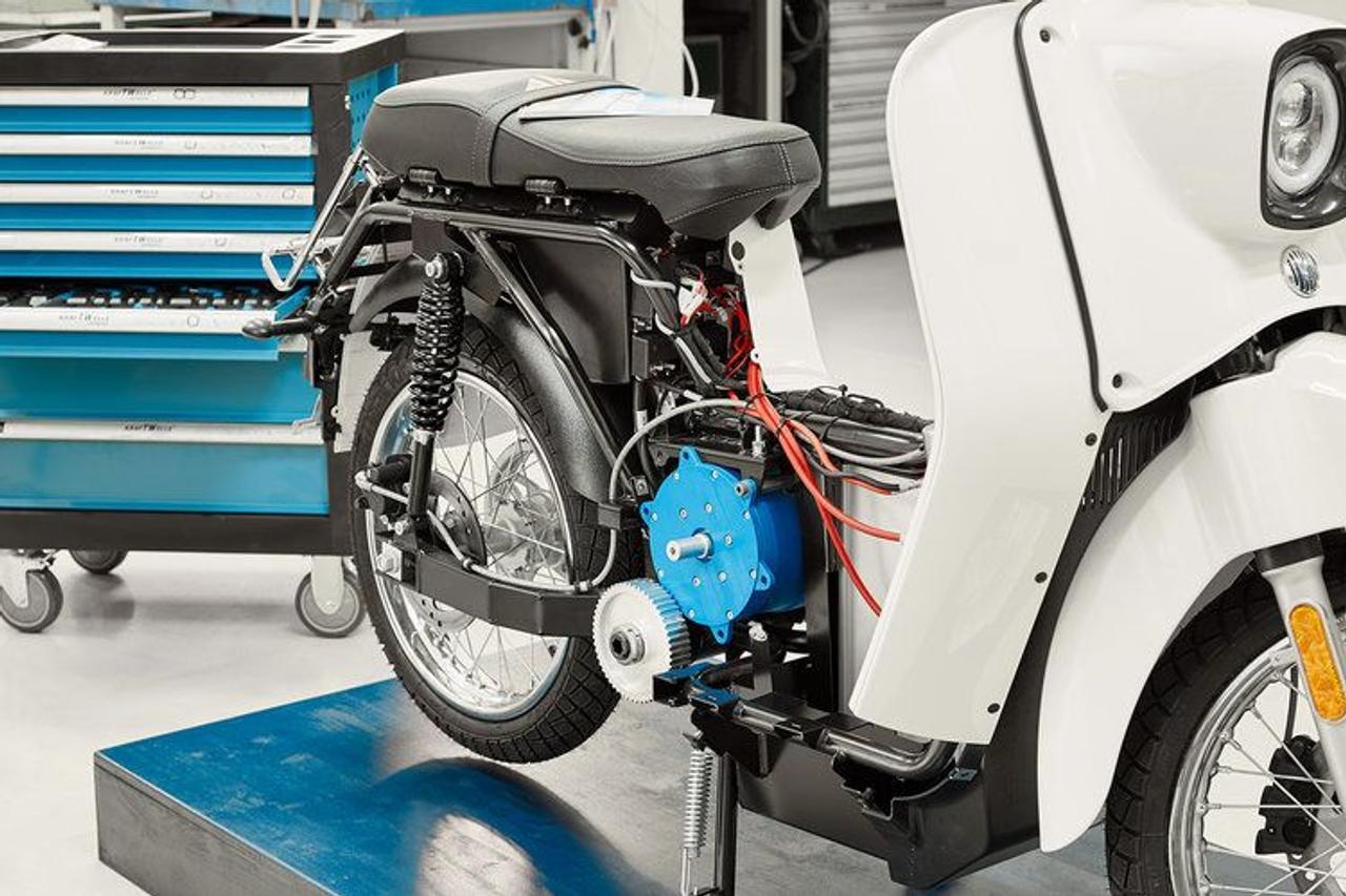 Суперэффективное решение для внутреннего охлаждения электрических машин от Capcooltech