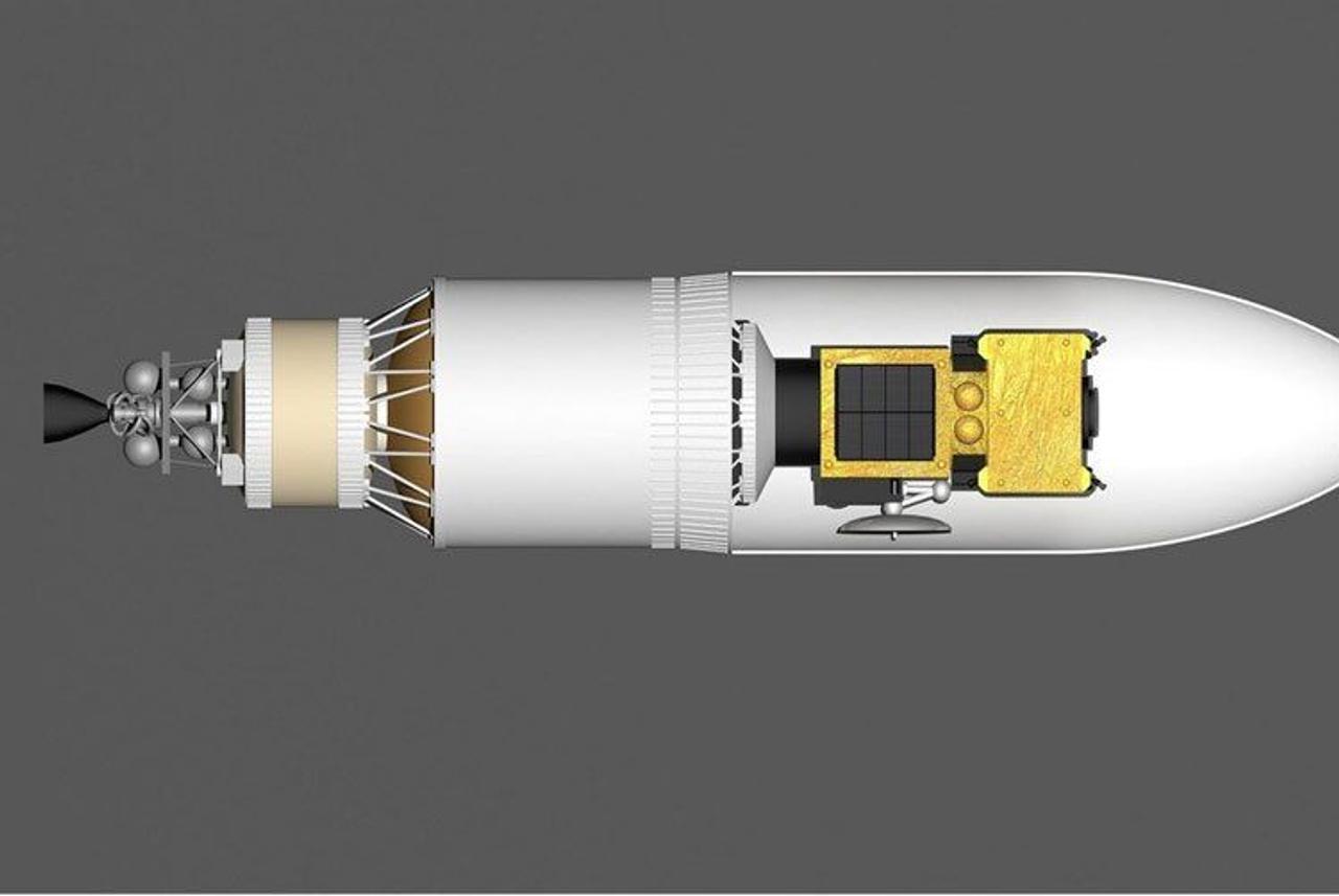 Для защиты Земли от астероидов, Китай создает космические ракеты-камикадзе
