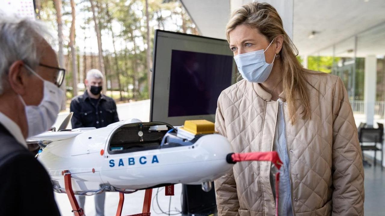 Дроны будет использовать для высокоточного мониторинга ядерной радиации