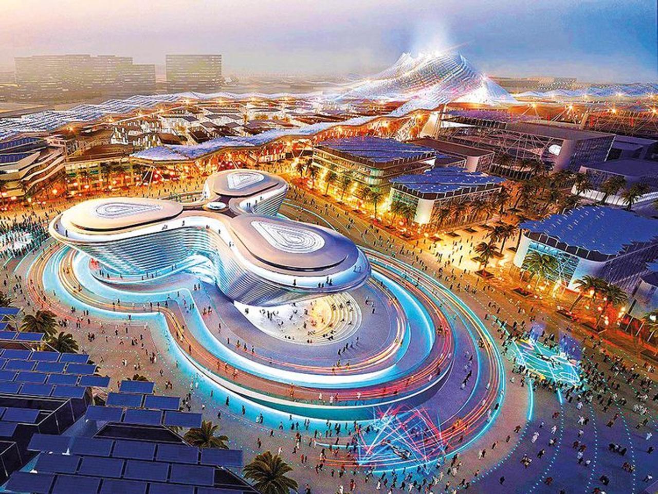 Всемирная выставка Expo 2020 Dubai: Чем нас удивят мировые техногиганты?