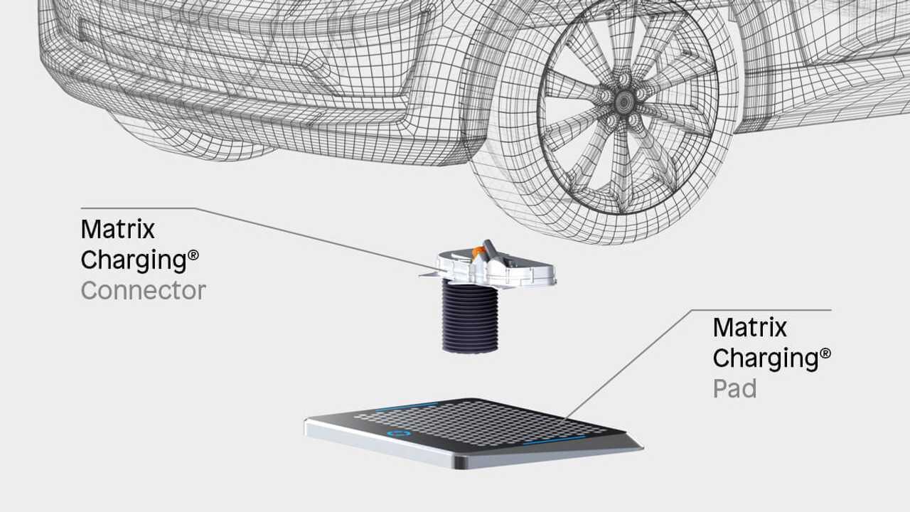 Easelink создал полностью автоматизированные зарядные станции Matrix Charging для электромобилей