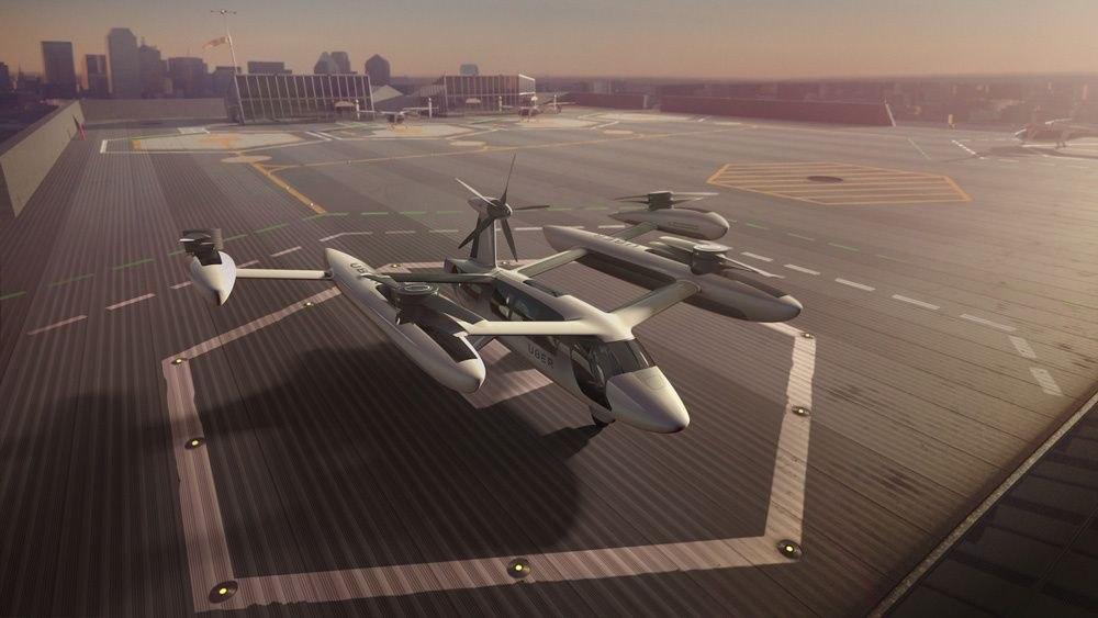 Армия США в сотрудничестве с Uber разрабатывает бесшумные вертолеты