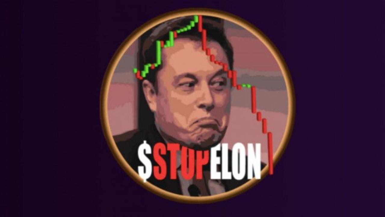 $ STOPELON нацелена «уничтожить» влияние, манипулятора, Илона Маска на рынке криптовалют